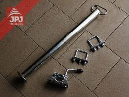 Stützbein für ATVs