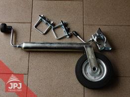 Stützrad für Quad-Anhänger
