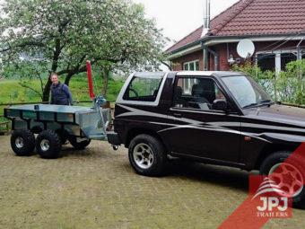 Multifunktionswagen profi arbeiter fur SUV
