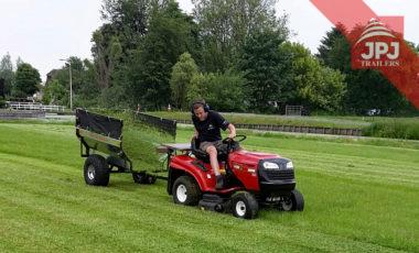 wagen für Gartentraktor