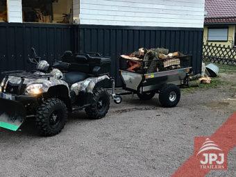 ATV Trailer Gärtner und Quad