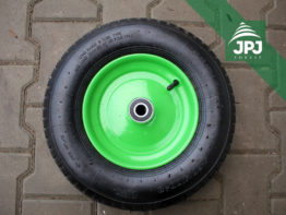 Rad für ATV Kippanhänger Kleingärtner
